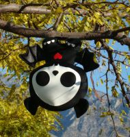 Diego in a Tree by TheCosplayer