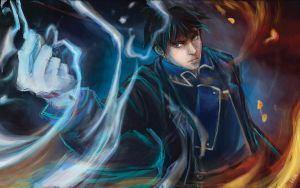 Roy Mustang by kaiya-02