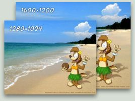 Tropical Mandy wallpapers by stevethepocket