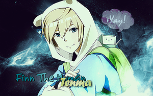 Finn The Human by Kayrex