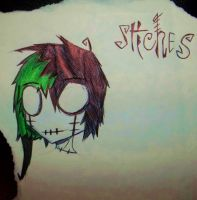 stiches by Dreadlum