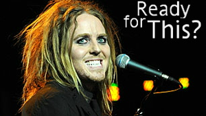 Tim Minchin Ready For This?? by AnimeLoverSam