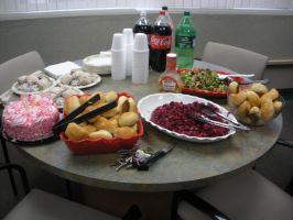 Russian Lunch on 15 February by rlkitterman