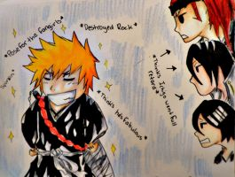 Ichigo Went Full Retard.... by ANiMExFReaKx115