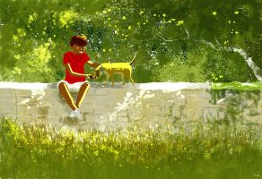 Saturday. by PascalCampion