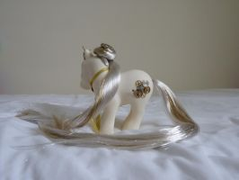 custom my little pony lady of clockwork 7 by thebluemaiden