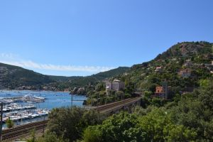 THEOULE SUR MER general view by A1Z2E3R