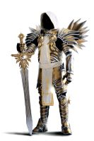 Tyrael: Aspect of Justice by LittleBlondeGoth