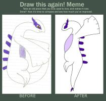 Before and After: Liover by XDTheSnivy