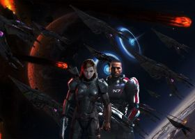 Mass Effect by GameZombieTV