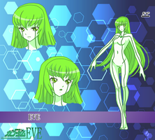 Mobile Suit Gundam EVE Character Material Page 2 by ZeroSenPie