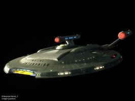 Enterprise - NX-01 by quantsini