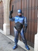 Animansion - RoboCop by kanyiko