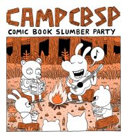 Camp Comic Book Slumber Party by Teagle