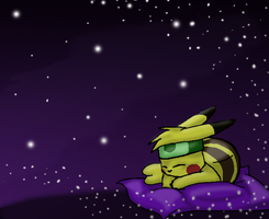 Dreaming by Skyfeather1387