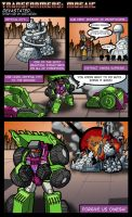 Devastated by Transformers-Mosaic