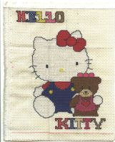 Cross Stitch Hello Kitty by Jazzcat-27