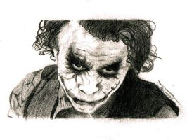The Joker by 2girls1me