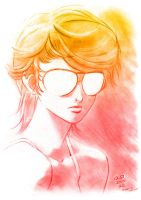 Sunglasses by andresantos