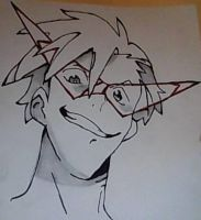 Kamina by ScientificallyBoxes
