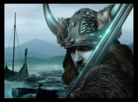 Pages In History - The Fearless Viking by ManifestedSoul
