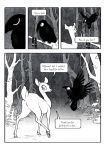 The woods of the occult - page 04 by Rozenng