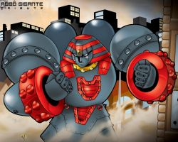 GIANT ROBO by TOKITOS