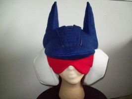 Soundwave Hat by JazzyDaSane