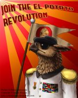 The El Potato Revolution is near by RicSimane