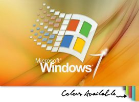 Windows Seven Retro by mfayaz
