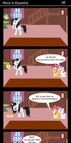 Mirror to Equestria e6 by Agrol