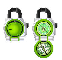 Premium Lockseed Green Apple Arms by netro32