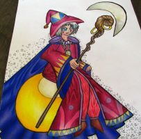 Serious Magus by ZOMGwingly