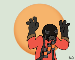 Pyro is so done with your bullshit by Pannox