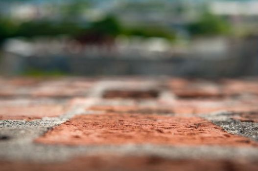 Brick Detail by rcongreve