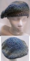 Caribbean Sea Beret by user-name-not-found