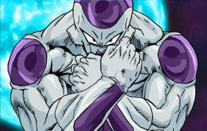 Frieza in color by Neoluce