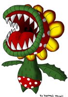 Petey Piranha by KernaaliTanuli