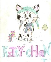 Kitty-chan by LilTeri