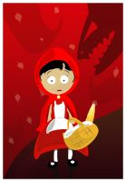 Little Red Riding Hood 2 by ysellyra