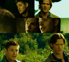 Dean and Sam -Wishful Thinking by me969