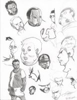 Dre Day Sketches 46 by Dreballin3x