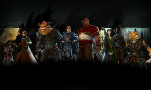 Tyria's Heroes by Archaes8