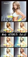 Moody   ACTIONS Ps    Pack x20 by Tetelle-passion