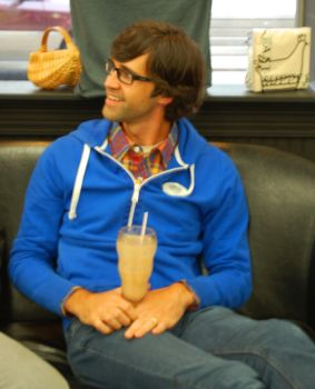 Rhett and Link at Butt Drugs 2 by aaron-tuell