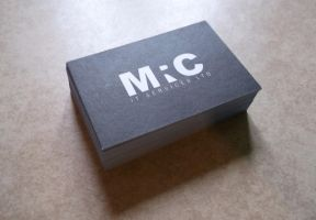 Business cards_MRC IT Services Ltd by akdesignstudios
