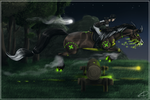 Flying Nightmare- MnS Cross Entry by CrackMonster