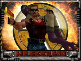Another Duke ID by Wesker500
