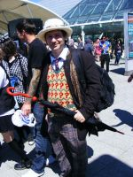 7th Doctor Cosplay by Jack-In-The-Green