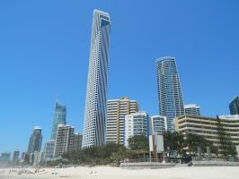 The City of Surfers Paradise by jessie101695